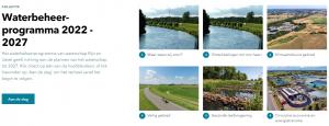 Waterbeheerprogramma Waterschap Rijn en IJssel